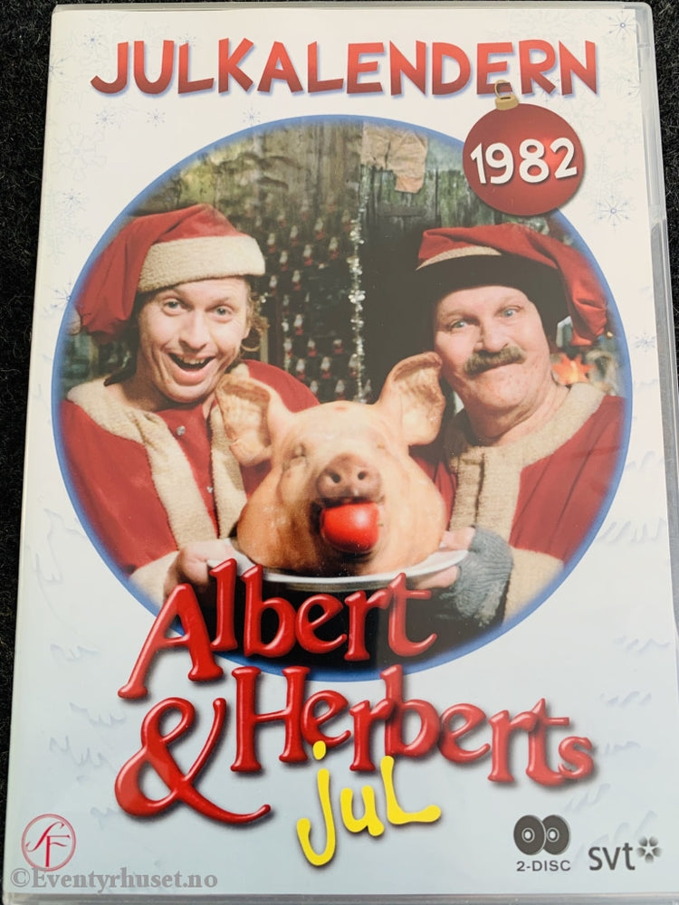 Albert & Herberts Jul. 1982. Dvd. Dvd