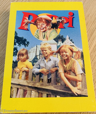 Astrid Lindgren. Pippi. 6 Dvd Collection.