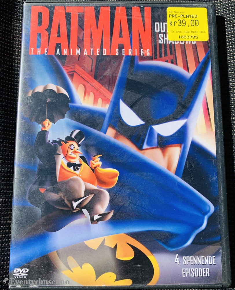 Batman - The Animated Series. Out Of Shadows. 2003. Dvd. Dvd
