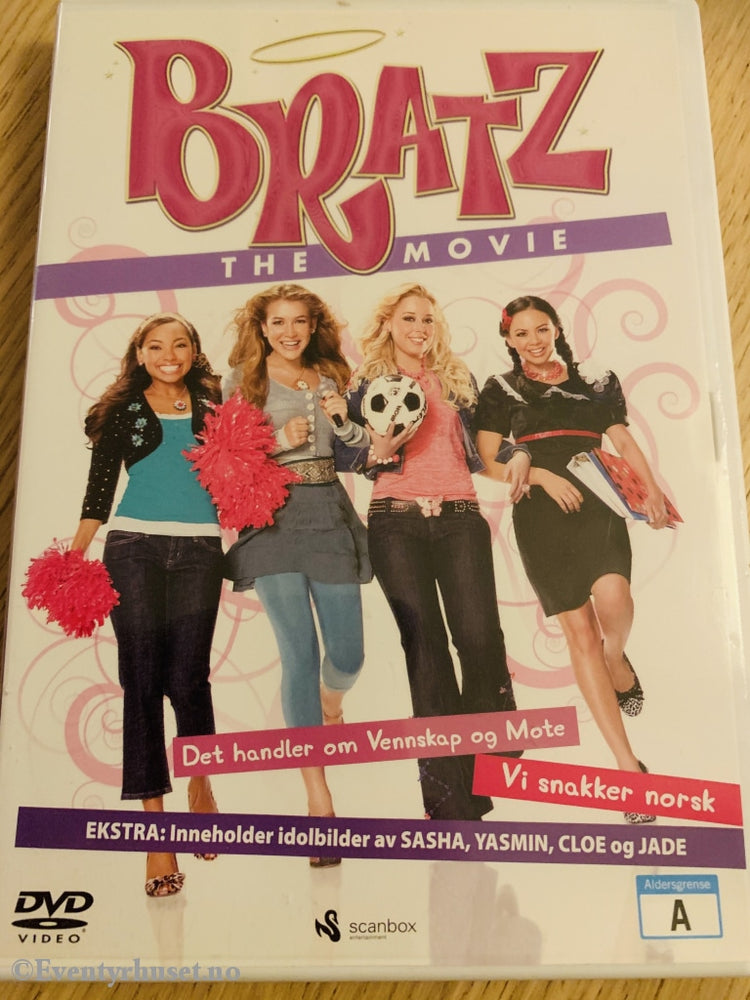 Bratz - The Movie. 2007. Dvd. Dvd