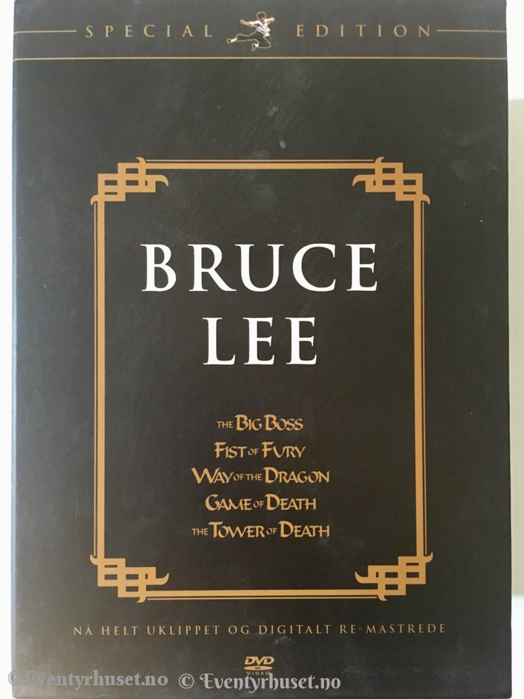 Bruce Lee. Special Edition. Dvd. Dvd