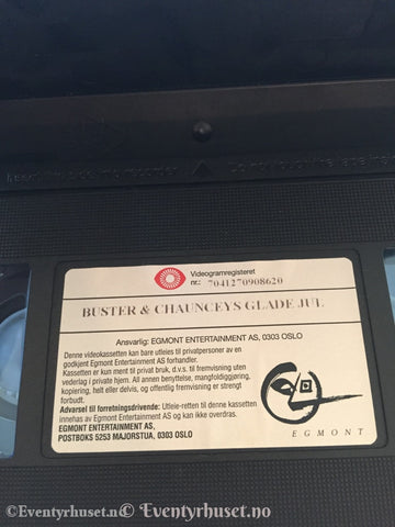 Buster & Chaunceys Glade Jul. 1998. Vhs. Vhs