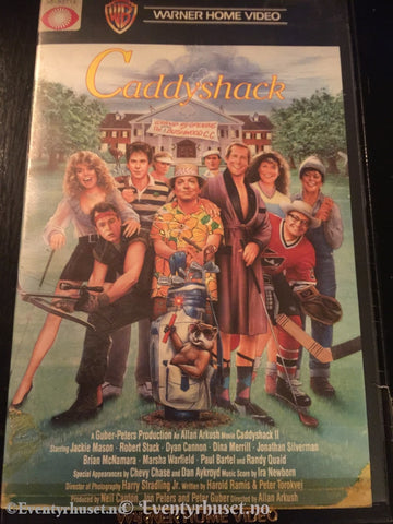 Caddyshack. Vhs Big Box.