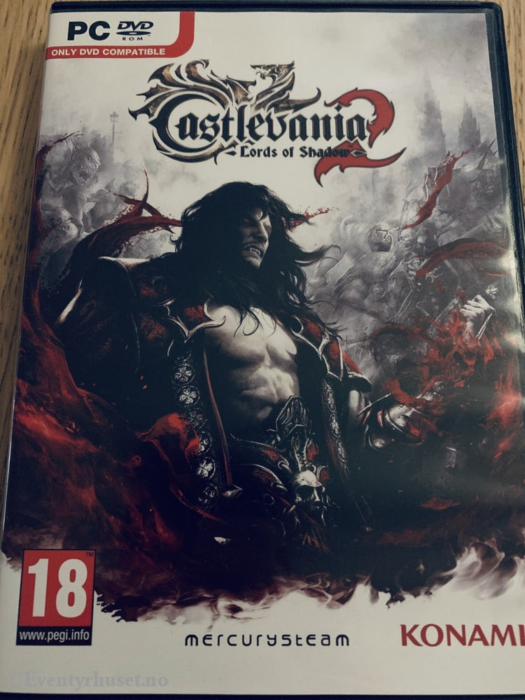 Castelvania 2 - Lords Of Shadow. Pc-Spill. Pc Spill
