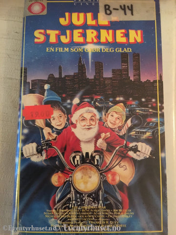 Disney Vhs Big Box. Julestjernen.