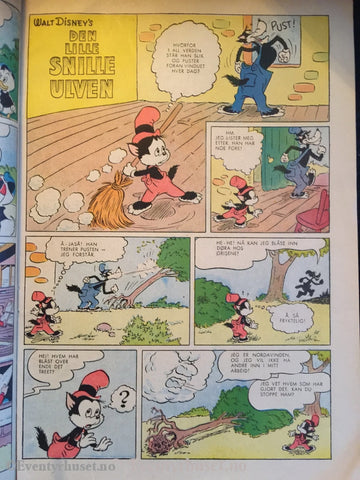 Donald Duck & Co. 1958/18. Vg. Tegneserieblad