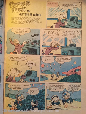 Donald Duck & Co. 1959/39. Fair. Tegneserieblad