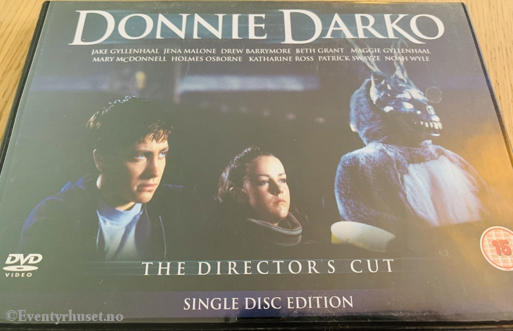 Donnie Darko. 2001. Dvd. Dvd