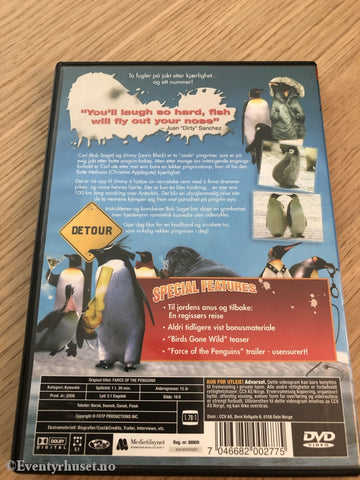 Farce Of The Penguins. 2006. Dvd. Dvd