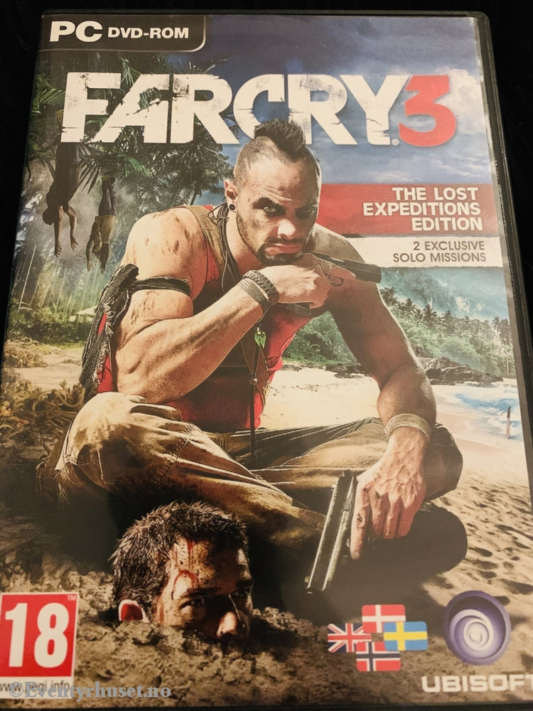 Farcry 3. Pc Spill. Spill