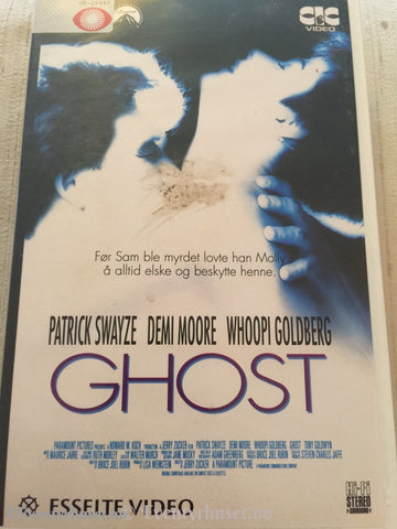 Ghost. Vhs Big Box.