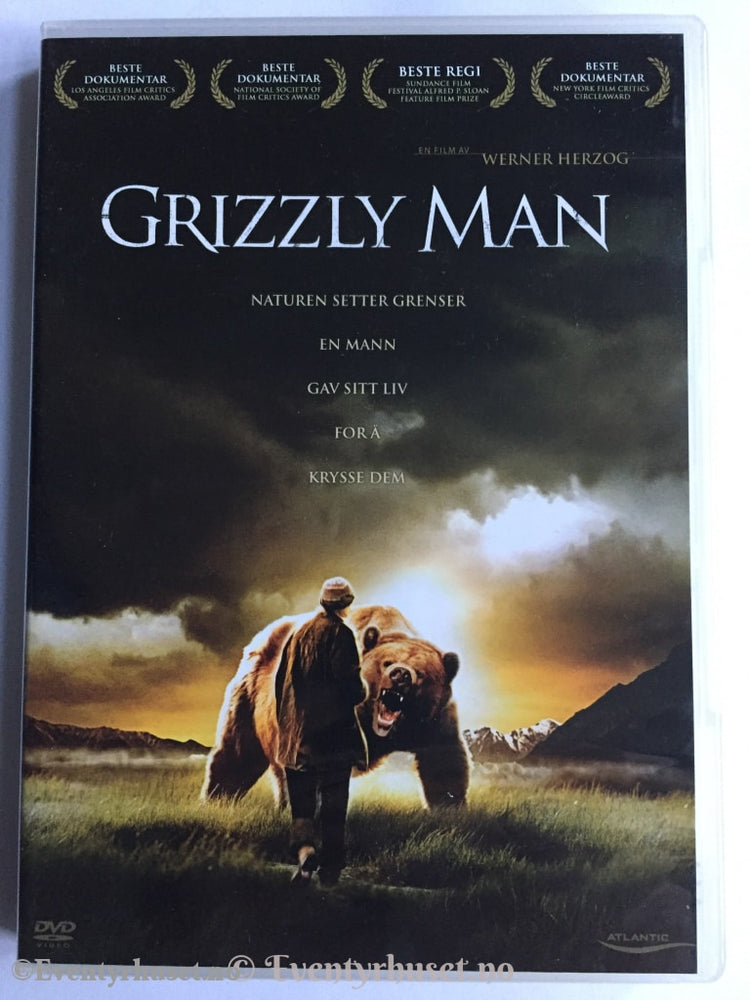 Grizzly Man. Dvd. Dvd