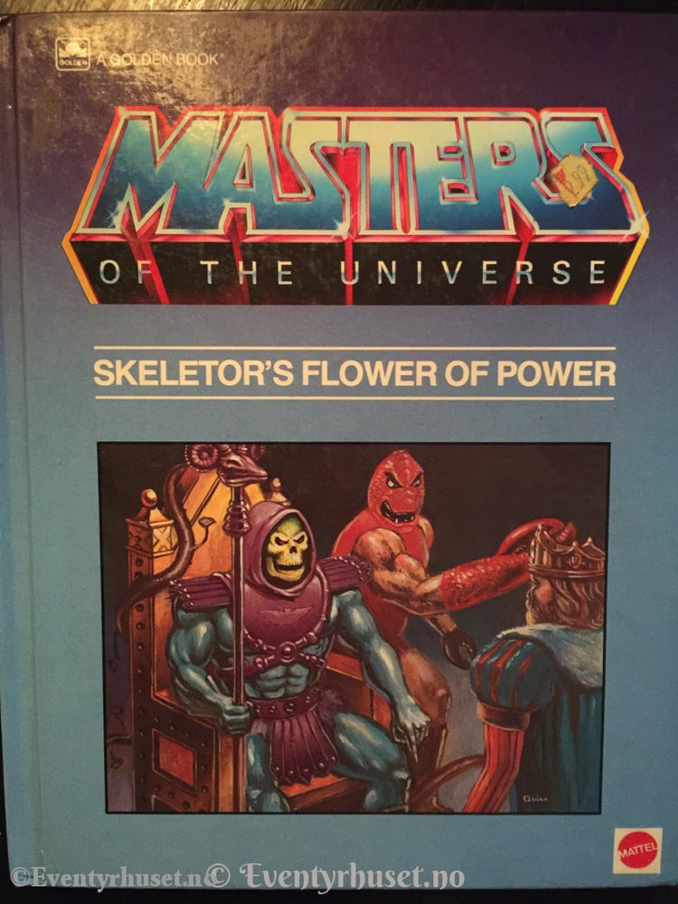 He-Man And The Masters Of The Universe (Motu). Skeletor´s Flower Of Power. Fortelling