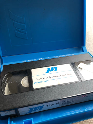 En magisk jul. 1979. VHS Big Box.
