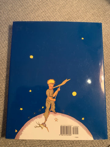 Antoine De Saint-Exupéry. The Little Prince.