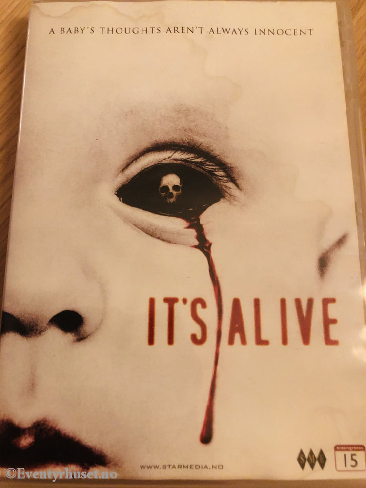 Its Alive. 2009. Dvd. Dvd