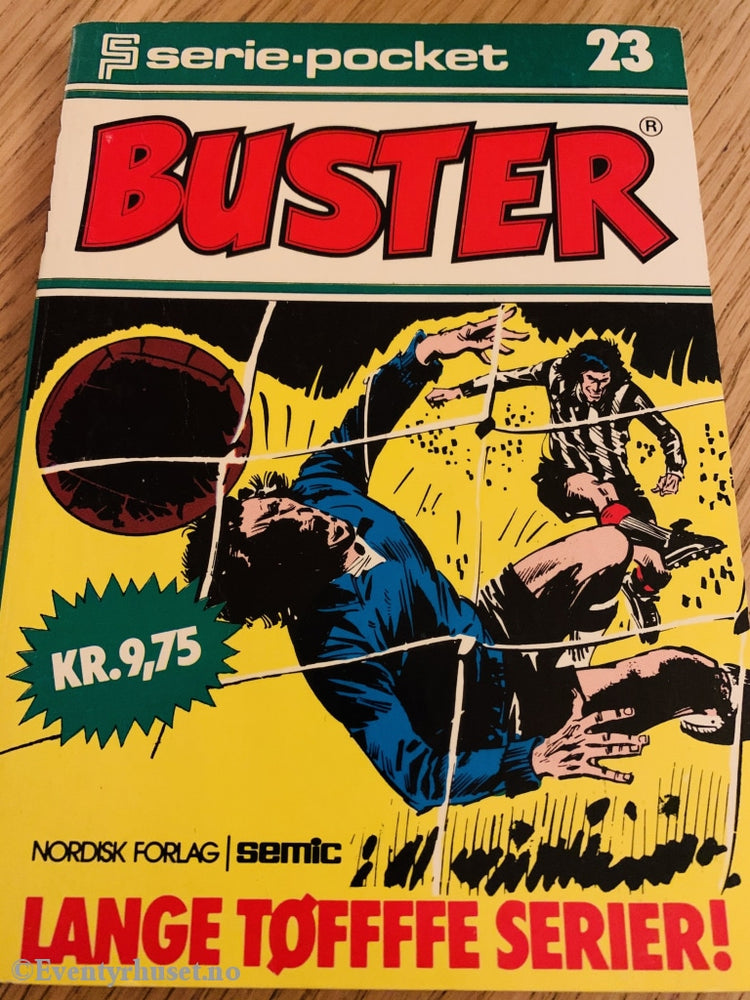 Serie-Pocket 023. Buster.