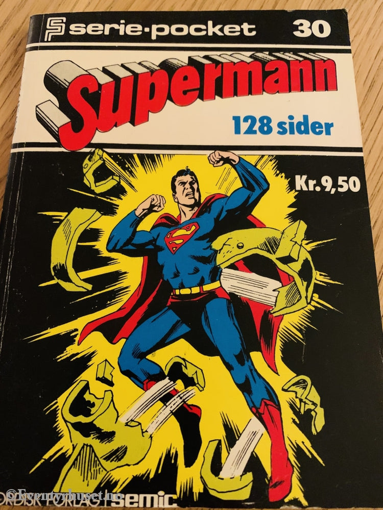 Serie-Pocket 033. Supermann.