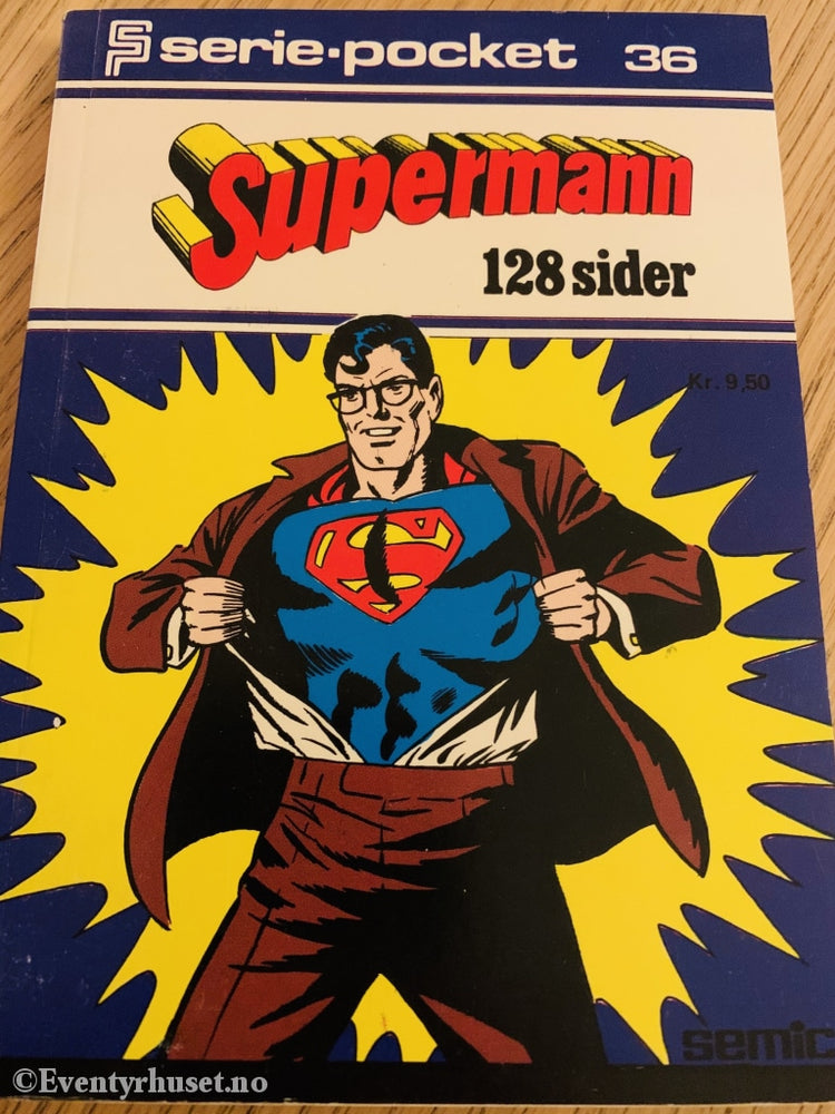 Serie-Pocket 036. Supermann.