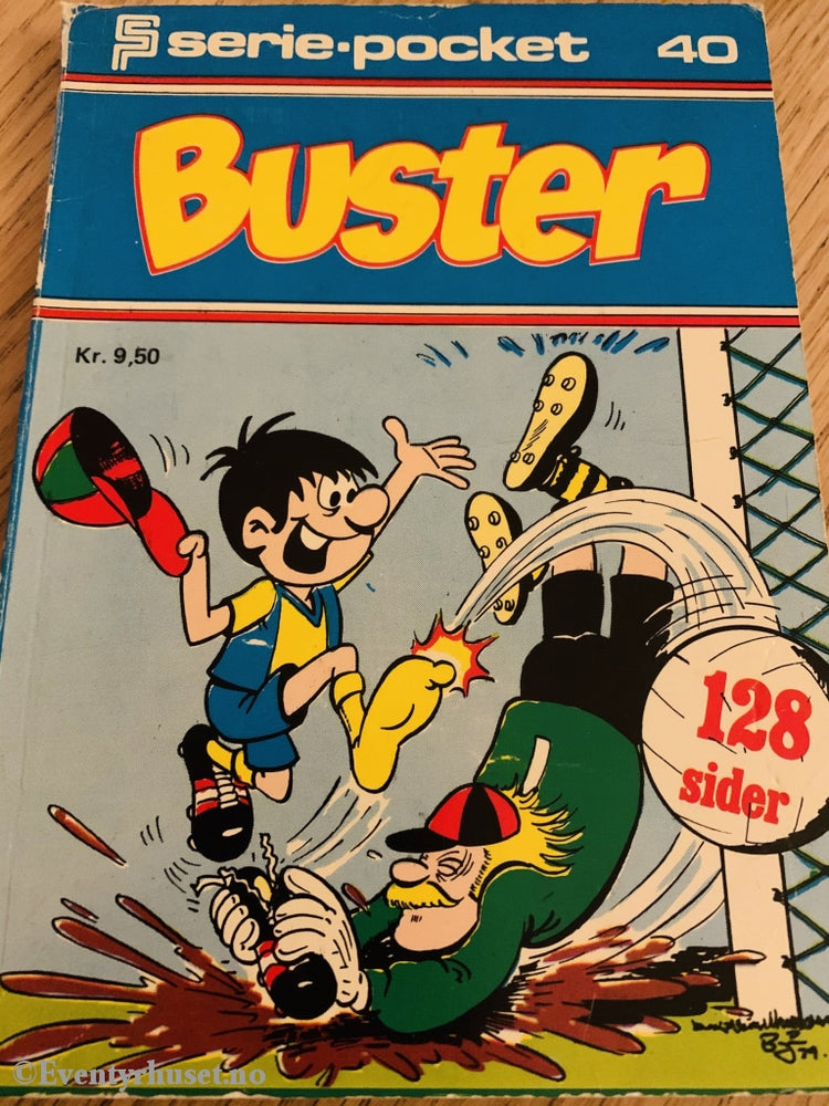 Serie-Pocket 040. Buster.