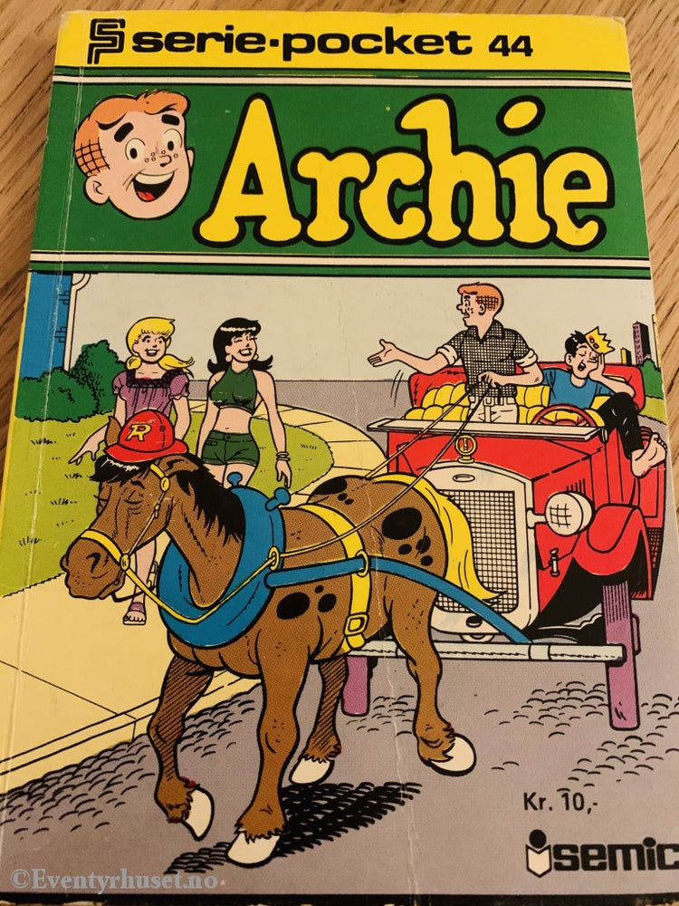Serie-Pocket 044. Archie.