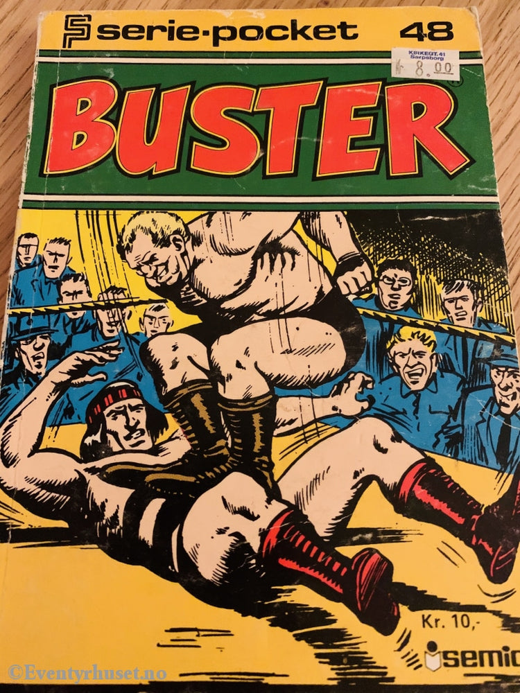 Serie-Pocket 048. Buster.