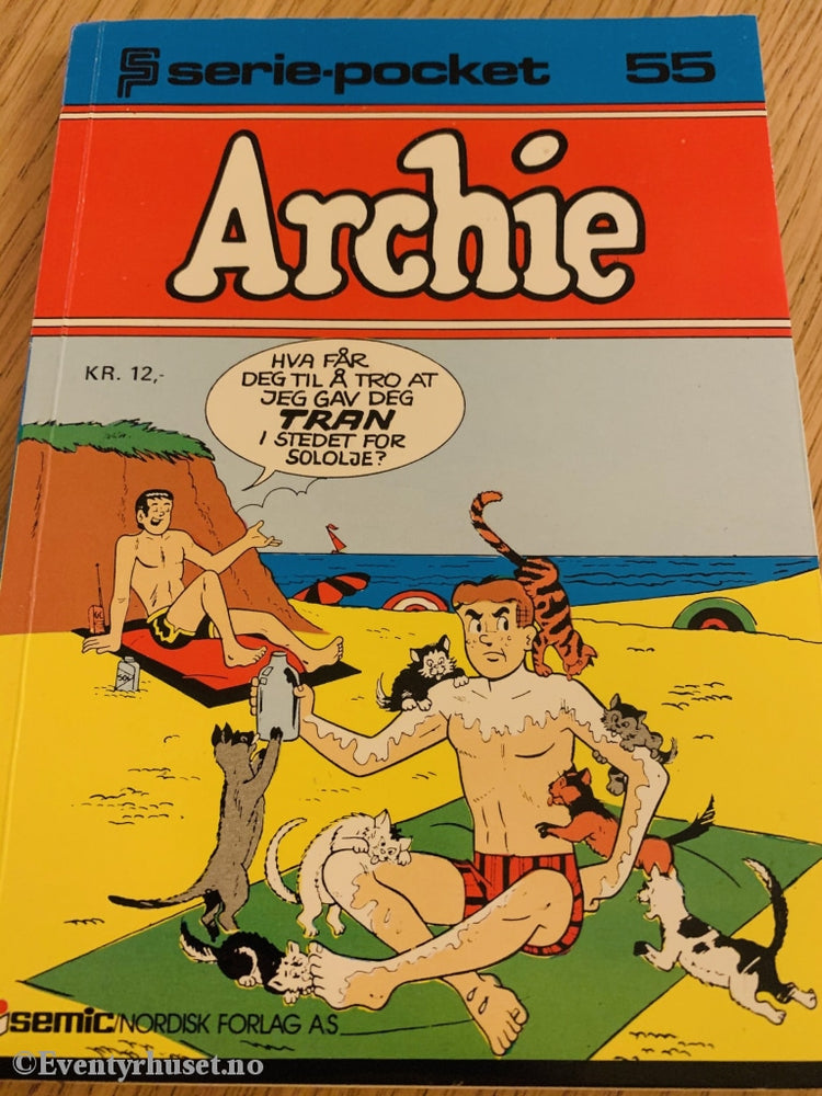Serie-Pocket 055. Archie.