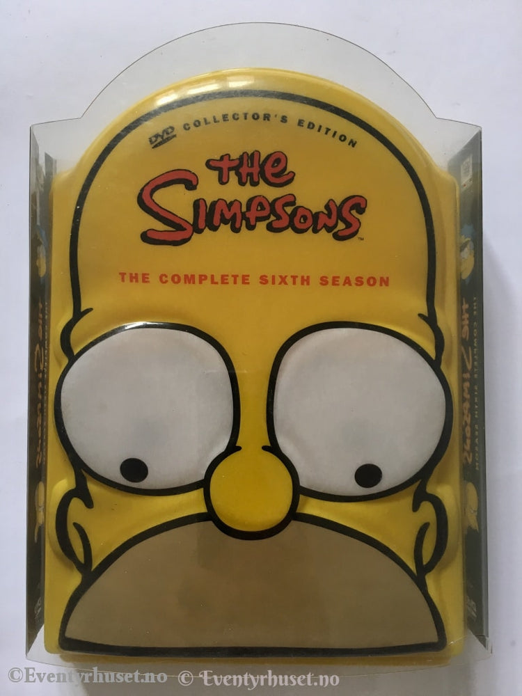 Simpsons. The Complete Sixth Season. Dvd. Dvd