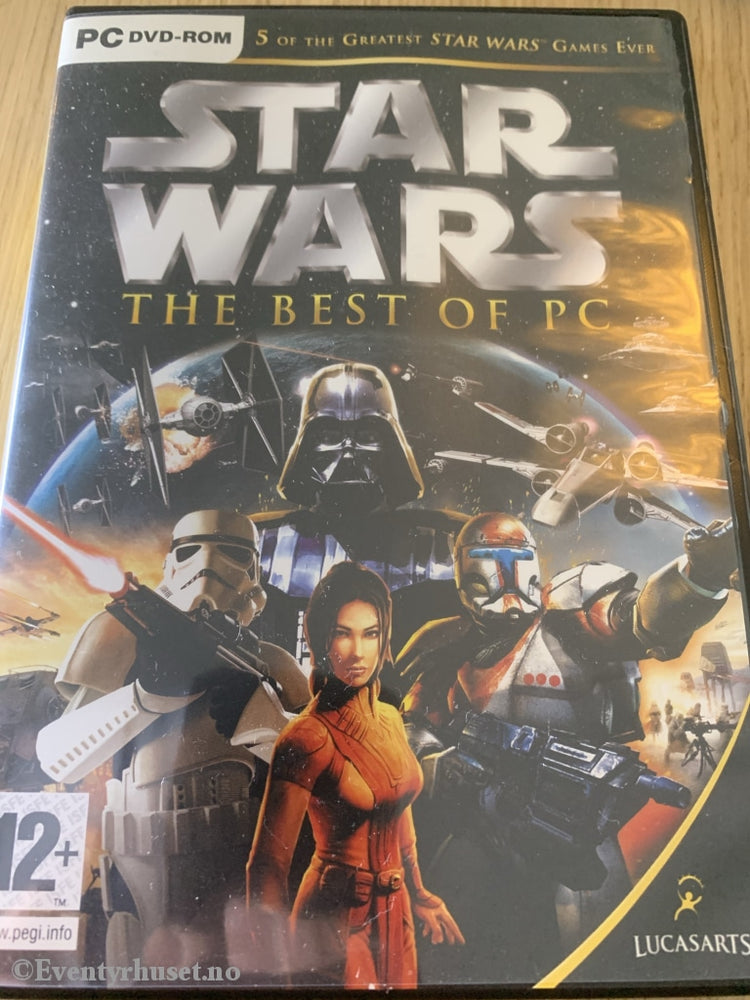 Star Wars - The Best Of Pc. Pc Spill. Spill