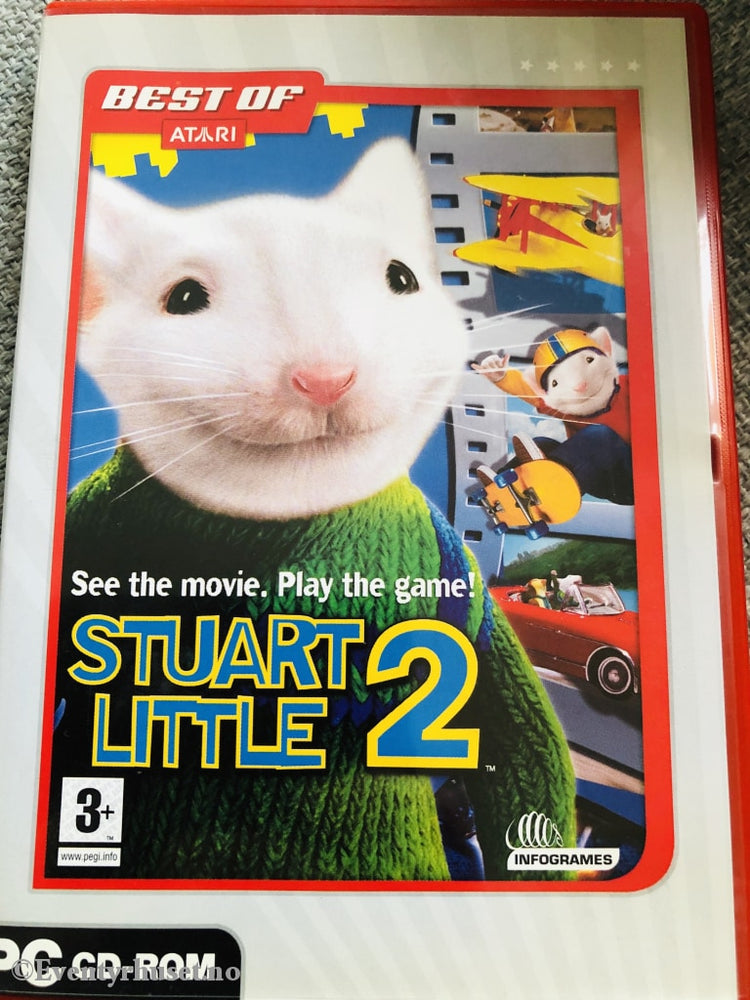 Stuart Little 2. 2002. Pc Spill. Spill