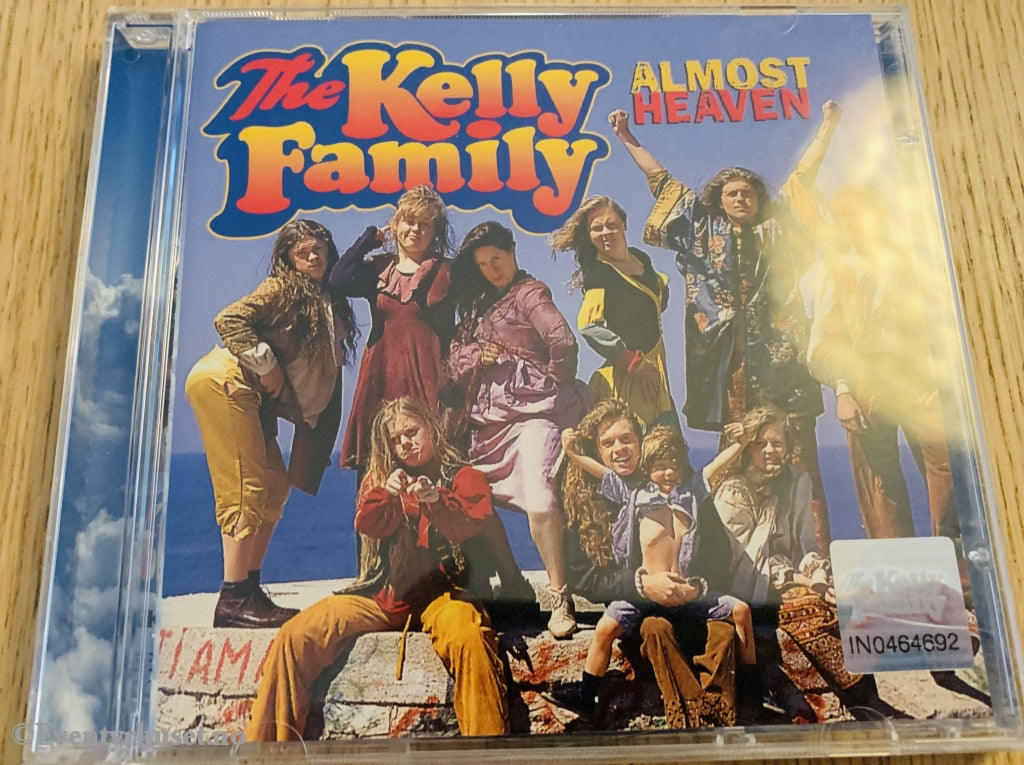 The Kelly Family. Almost Heaven. Cd. Cd