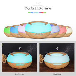 Cool Mist Aromatherapy Humidifier