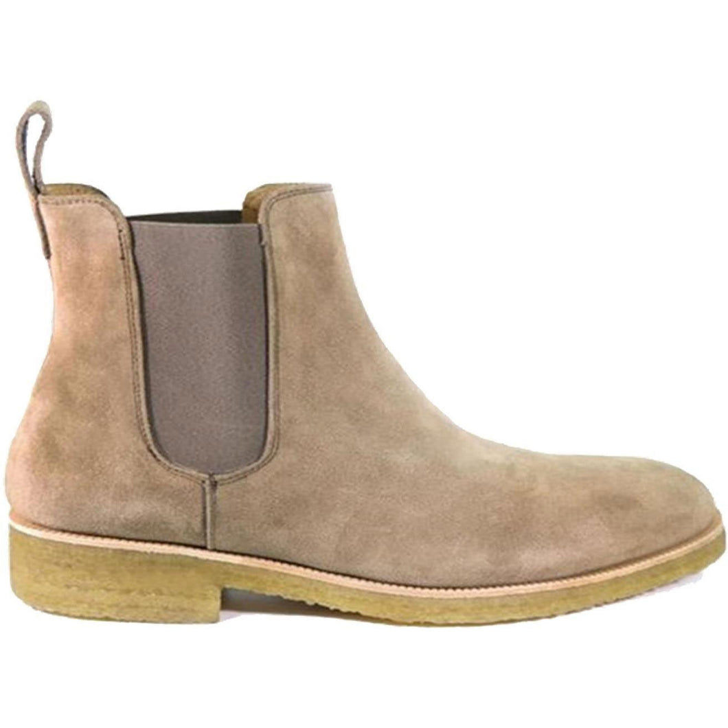 An image of our Hernandez boot in Cafe Con Creme.