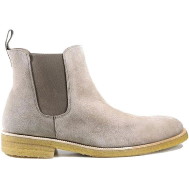 An image of our Hernandez boot in smokey taupe.