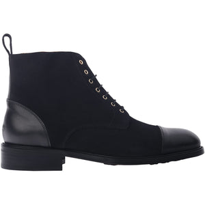 The Valdez Boot in Black