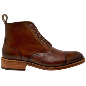 Second Sale: The Legend Boot in Hazelnut