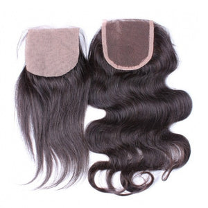 Silk Lace Wavy Hair Frontals