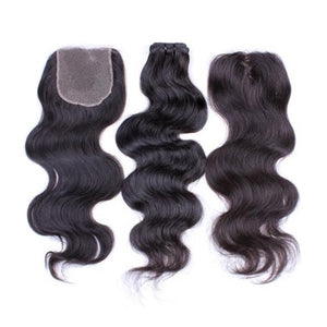 Wavy Hair Lace Frontals