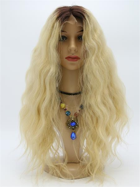 Wavy Hair Lace Frontal Wig (A)