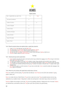 Downloadable Grammar Workbook