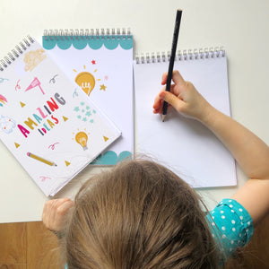 doodle notebooks kids stationery