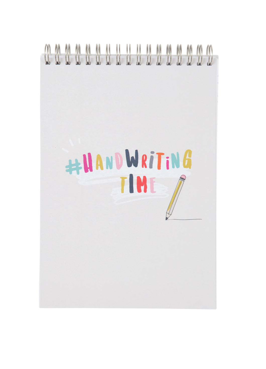 Handwriting Practice Notebook