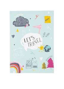 Travel Keepsake Journal (Paperback)