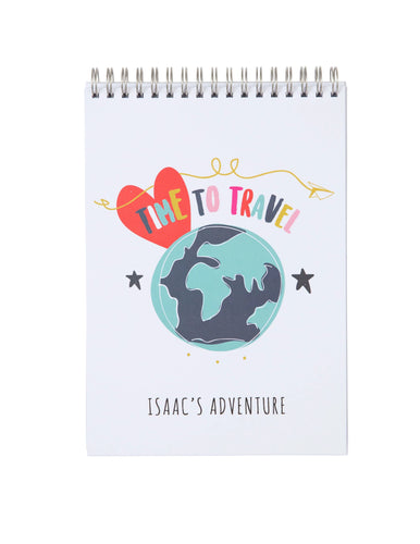 Personalised Travel Journal