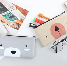 Cute Bear Themed Pencil Case