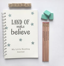 My Little Reading Journal