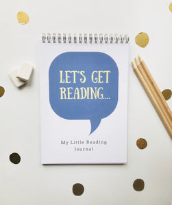 Reading Activity Notebook