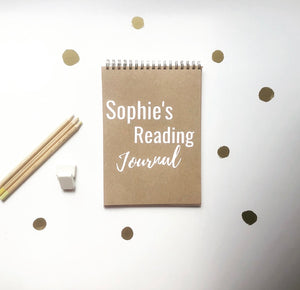 Personalised Reading Journal
