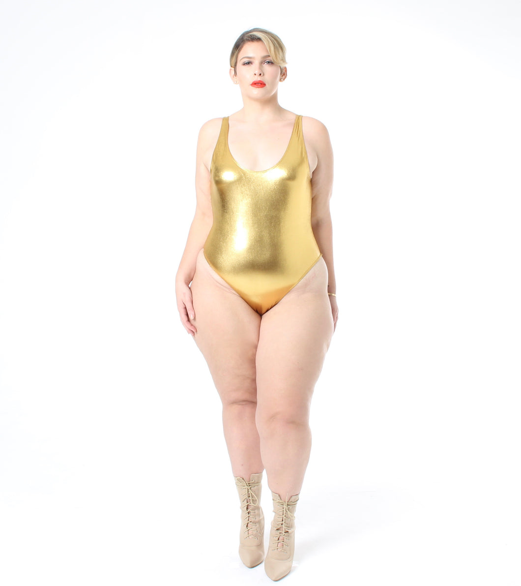 Goal Digger Bodysuit plus size and regular