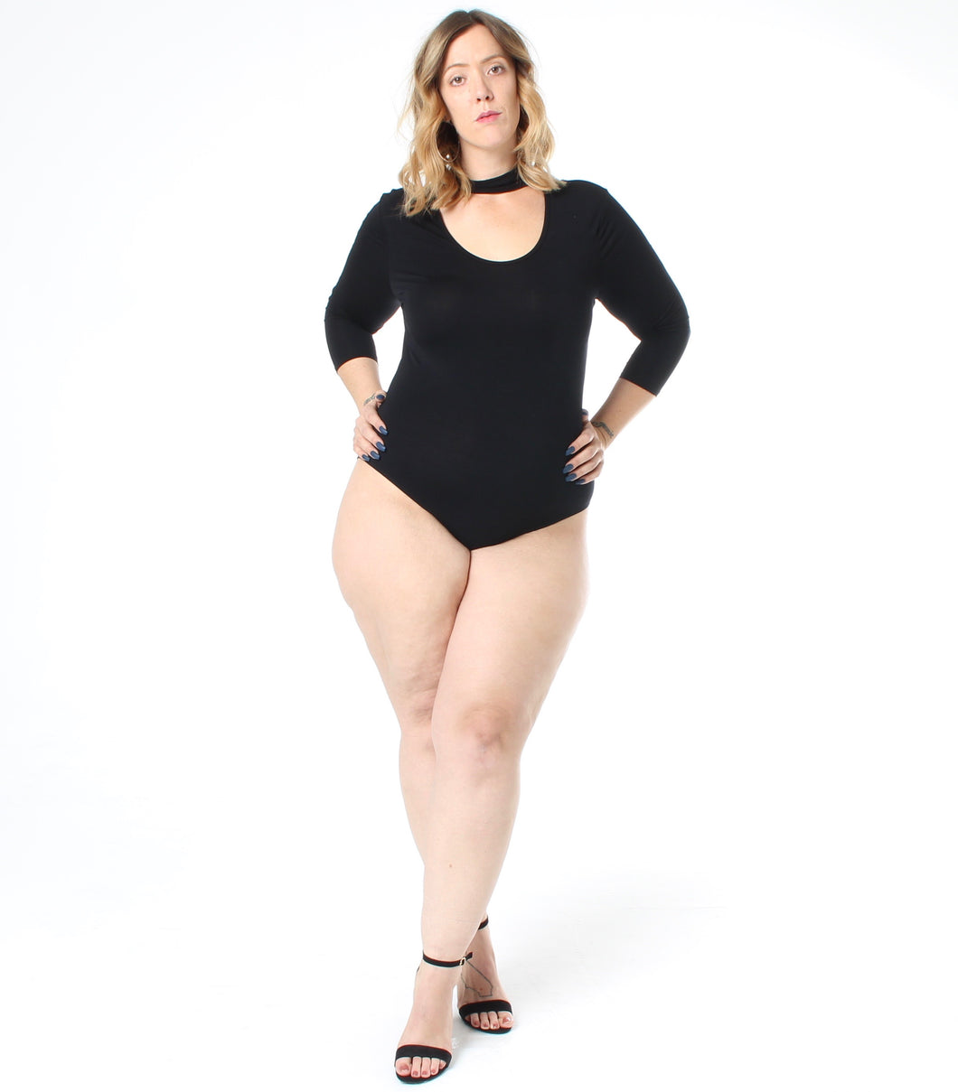 Plushy Couture plus size bodysuits